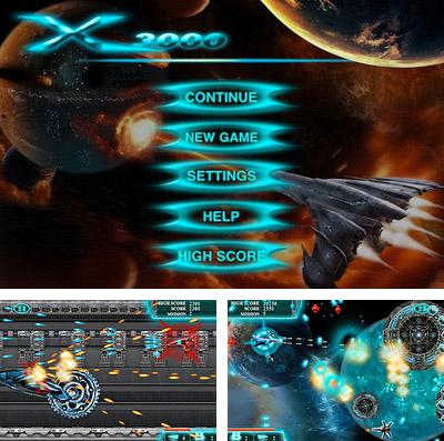 In addition to the game Bridge constructor: Stunts for iPhone, iPad or iPod, you can also download X3000 for free.