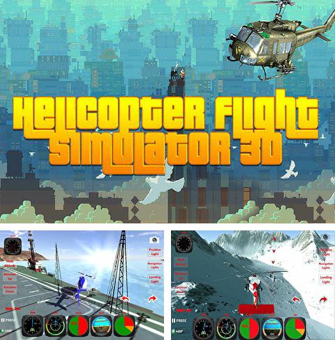 In addition to the game Burn the corn for iPhone, iPad or iPod, you can also download Helicopter: Flight simulator 3D for free.