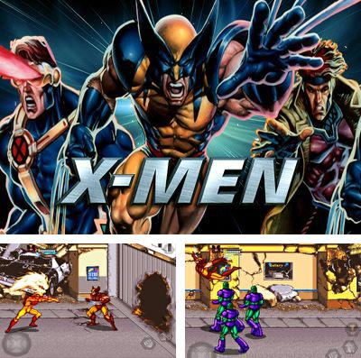 In addition to the game Alice trapped in Wonderland for iPhone, iPad or iPod, you can also download X-Men for free.
