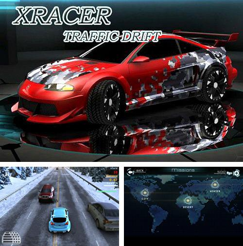 In addition to the game Metal slug X for iPhone, iPad or iPod, you can also download X Racer: Traffic drift for free.