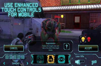 Download XCOM: Enemy Unknown iPhone free game.