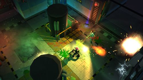 Screenshots vom Spiel Action heroes 9 in 1 für iPhone, iPad oder iPod.