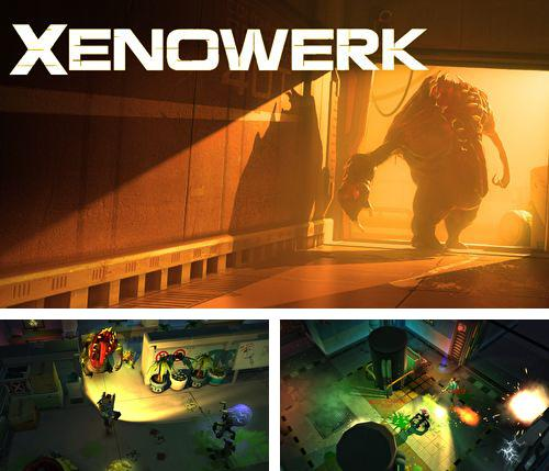 In addition to the game Escape from Devil Island – Ninja Edition for iPhone, iPad or iPod, you can also download Xenowerk for free.