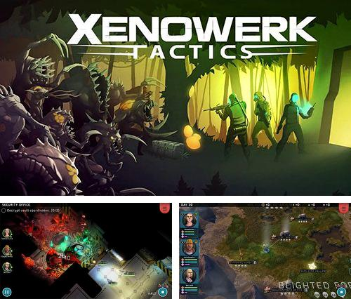In addition to the game Bouncing buddies for iPhone, iPad or iPod, you can also download Xenowerk tactics for free.