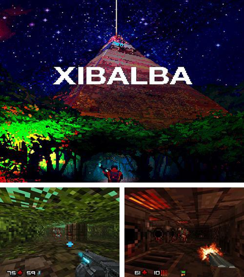 In addition to the game Boom! Tanks for iPhone, iPad or iPod, you can also download Xibalba for free.