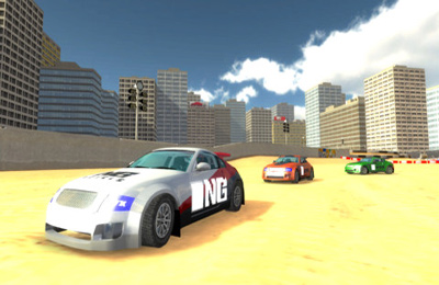 Download Xtreme Rally Championship iPhone free game.