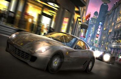 Descarga gratuita de Xtreme Super Car Racing para iPhone, iPad y iPod.