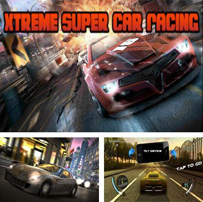 In addition to the game Temple Run: Brave for iPhone, iPad or iPod, you can also download Xtreme Super Car Racing for free.