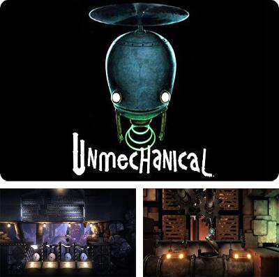 In addition to the game Give my ball back for iPhone, iPad or iPod, you can also download Unmechanical for free.