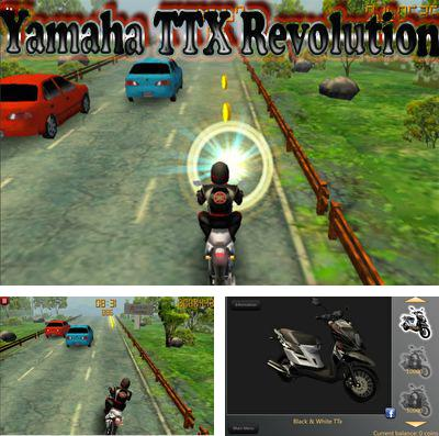 Download Yamaha TTX Revolution iPhone free game.