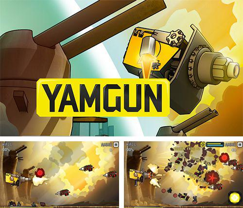 In addition to the game Stellar wanderer for iPhone, iPad or iPod, you can also download Yamgun for free.