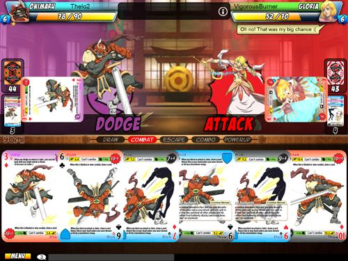 Download Yomi iPhone free game.