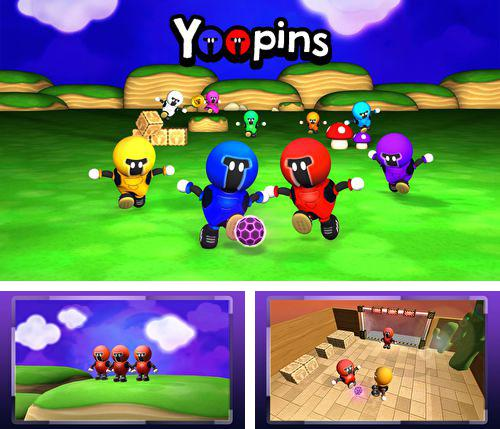 Download Yoopins iPhone free game.