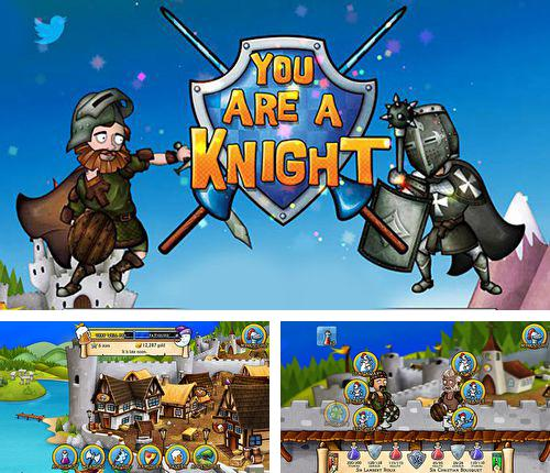 In addition to the game THE BRUTAL SPY for iPhone, iPad or iPod, you can also download You are a knight for free.