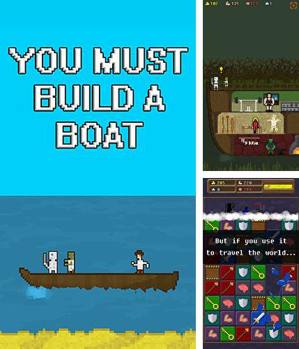 In addition to the game Aiko Island HD for iPhone, iPad or iPod, you can also download You must build a boat for free.