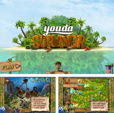In addition to the game Didi's Adventure for iPhone, iPad or iPod, you can also download Youda Survivor for free.