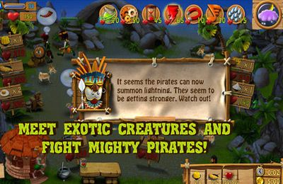 Download Youda Survivor 2 iPhone free game.
