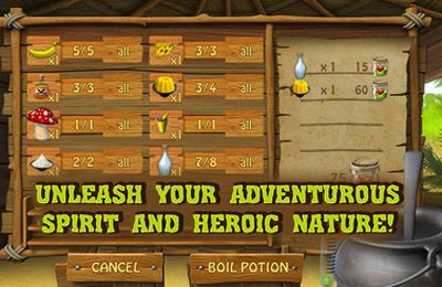 Screenshots of the Youda Survivor 2 game for iPhone, iPad or iPod.