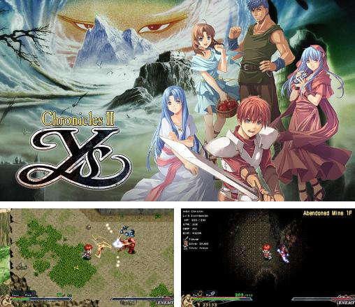 In addition to the game Battle Bears Gold for iPhone, iPad or iPod, you can also download Ys chronicles 2 for free.