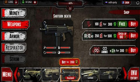 Download Z end: World war iPhone free game.