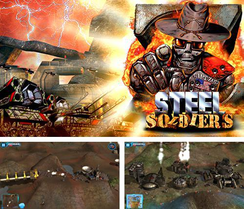 In addition to the game My Kingdom for the Princess for iPhone, iPad or iPod, you can also download Z steel soldiers for free.