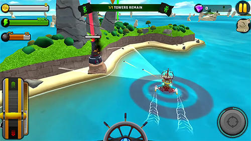 Baixe Zak Storm: Super pirate gratuitamente para iPhone, iPad e iPod.