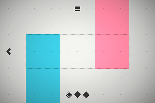 Screenshots of the Zengrams game for iPhone, iPad or iPod.
