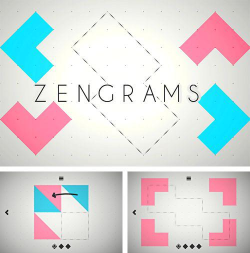 In addition to the game Football Manager Handheld 2013 for iPhone, iPad or iPod, you can also download Zengrams for free.