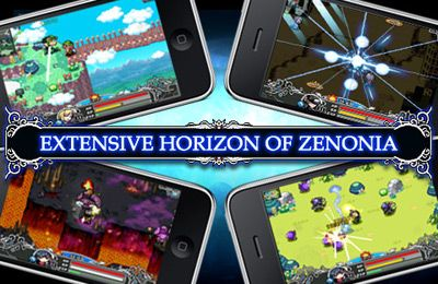 Screenshots of the Zenonia 2 game for iPhone, iPad or iPod.