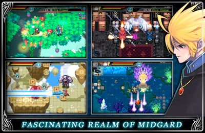 Screenshots do jogo Zenonia 3 para iPhone, iPad ou iPod.