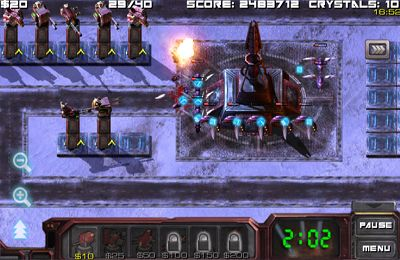 Free Zerg Must Die! 3D download for iPhone, iPad and iPod.