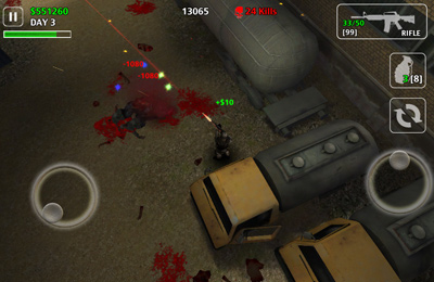 Скачать Z.I.D 2 : ZOMBIES IN DARK 2 на iPhone бесплатно