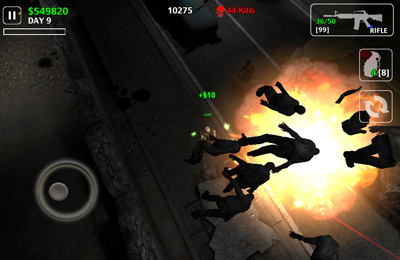 Free Z.I.D 2 : ZOMBIES IN DARK 2 download for iPhone, iPad and iPod.