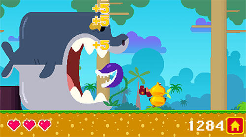 Free Zig and Sharko download for iPhone, iPad and iPod.