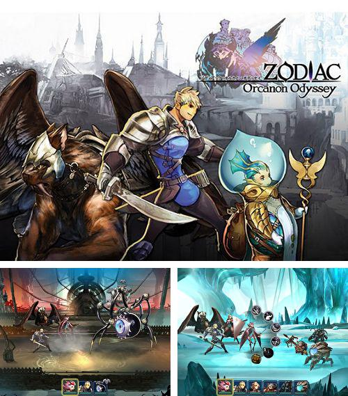 In addition to the game Leashed soul for iPhone, iPad or iPod, you can also download Zodiac: Orcanon odyssey for free.
