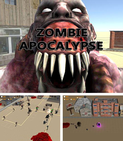 In addition to the game Baby Nom Nom for iPhone, iPad or iPod, you can also download Zombie apocalypse for free.