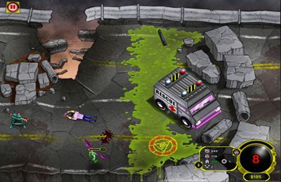 Descarga gratuita de Zombie Attack! Second Wave XL para iPhone, iPad y iPod.
