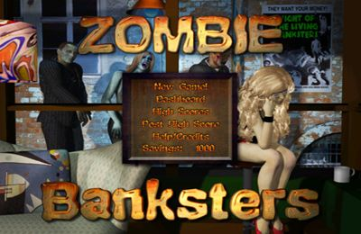 Zombie Banksters !!!