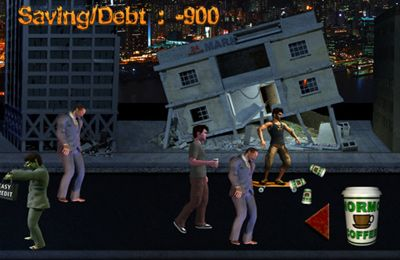 Free Zombie Banksters !!! download for iPhone, iPad and iPod.