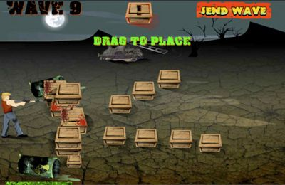Descarga gratuita del juego Las barricadas de zombies  para iPhone.