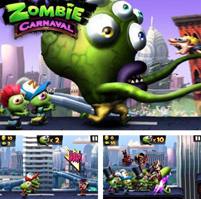 In addition to the game Devious dungeon 2 for iPhone, iPad or iPod, you can also download Zombie Carnaval for free.