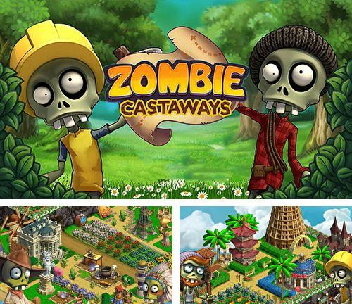 In addition to the game Flappy bird for iPhone, iPad or iPod, you can also download Zombie castaways for free.
