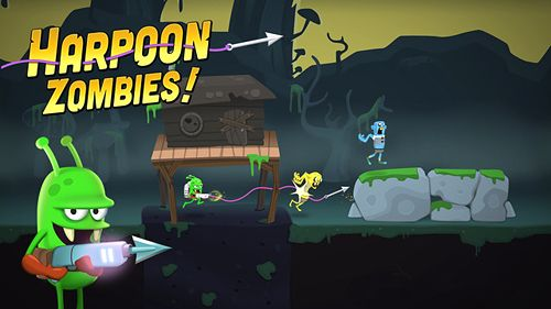 Download Zombie catchers iPhone free game.