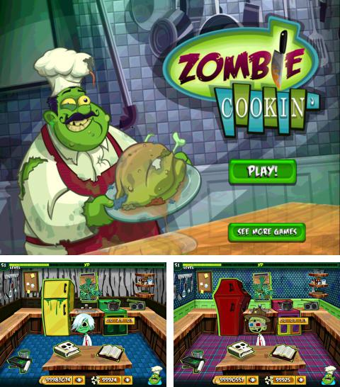 In addition to the game Math Blaster: HyperBlast 2 for iPhone, iPad or iPod, you can also download Zombie Cookin for free.