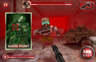 Download Zombie Crisis 3D iPhone free game.