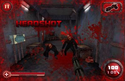 Free Zombie Crisis 3D download for iPhone, iPad and iPod.
