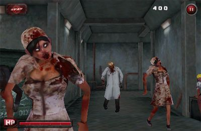 Screenshots do jogo Zombie Crisis 3D: PROLOGUE para iPhone, iPad ou iPod.