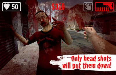 Free Zombie Days download for iPhone, iPad and iPod.