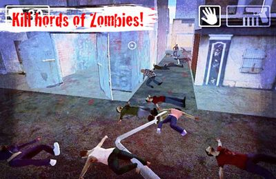 Screenshots of the Zombie Days game for iPhone, iPad or iPod.