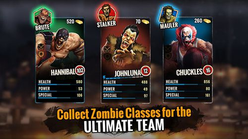 Free Zombie: Deathmatch download for iPhone, iPad and iPod.